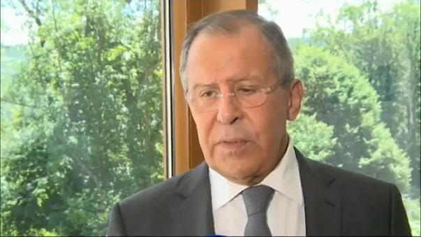 Лавров отчитал США за арест дипсобственности России