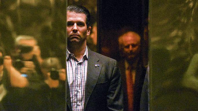 """Donald Trump Jr. divulga mails com referência a """"importante procuradora russa"""""""