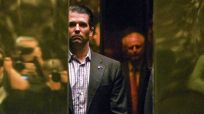 "Сын Трампа опубликовал переписку о ""русском компромате"" на Клинтон"