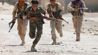 """ناشطان غربيان بحركة """"إحتلوا وول ستريت"""" يقتلان في معارك ضد داعش بالرقة"""