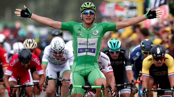 Tour de France : Marcel Kittel, roi du sprint