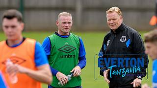 Ex-Man Utd captain, Rooney, will play in Everton's Tanzania friendly