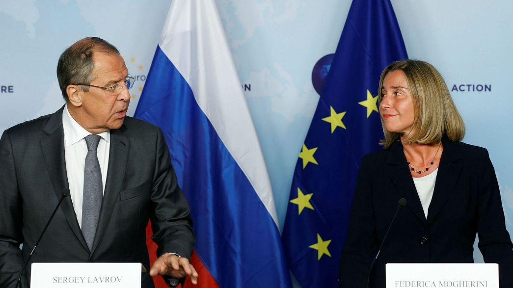 Diplomáciai háborúval fenyeget Lavrov