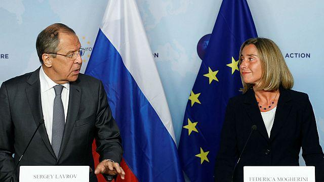 AB ile Rusya işbirliğini güçlendirmek istiyor