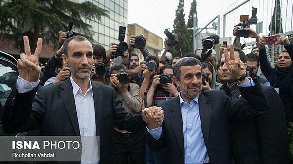 واکنش احمدی نژاد به بازداشت حمید بقایی