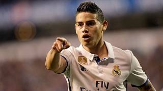 Bayern sign Rodriguez on loan from Real Madrid