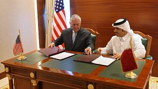 Gulf states keep sanctions against Qatar