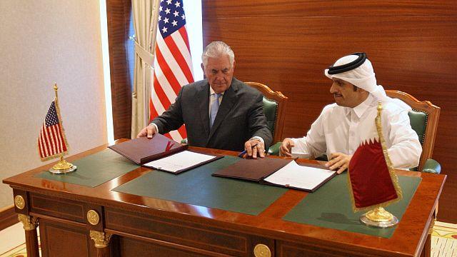 Un accord Doha-Washington contre le financement du terrorisme