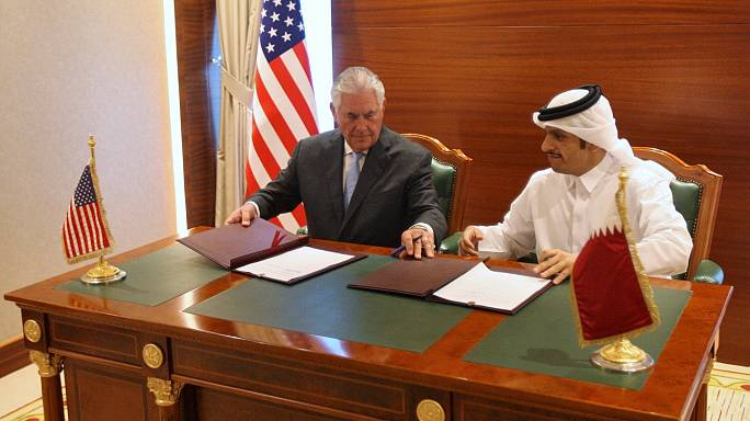 Sanktionen gegen Katar verlängert