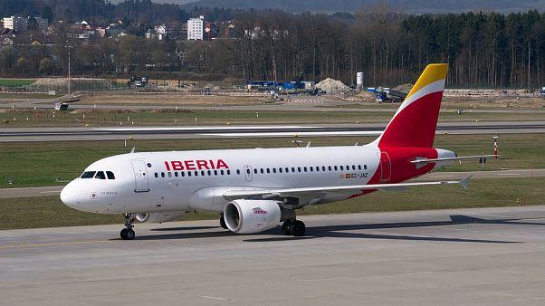 Iberia ditches employee pregnancy test