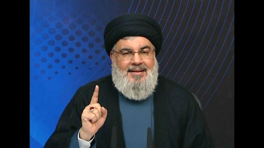 """نصر الله:""""العراقيون حسموا أمرهم بأنفسهم ولم ينتظروا قرارات أمريكية"""""""