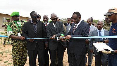 Somalia gets back university used as AMISOM military base for 10 years