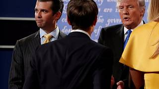 Storm rages over Donald Trump Jr e-mails
