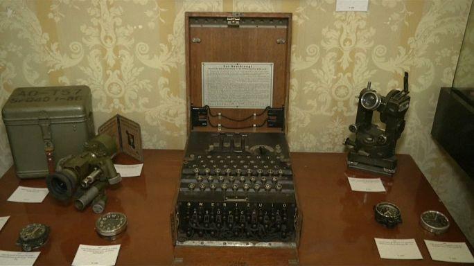 Enigma ile gelen servet