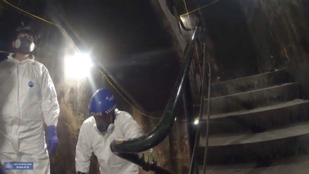 Grenfell Tower: Bergungsarbeiten noch 4 Monate