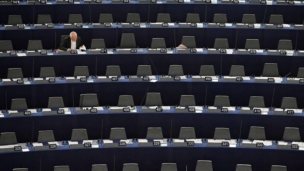 Don't blame MEPs. Parliament must be useful and interesting: View
