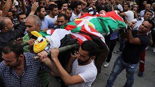 İsrail'den kanlı Cenin baskını
