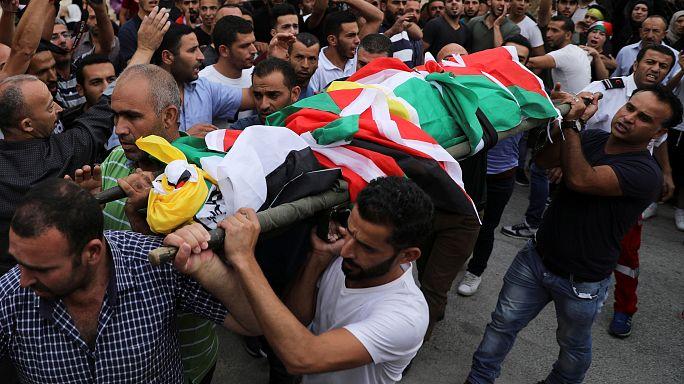 Cisgiordania: due palestinesi uccisi dall'esercito israeliano