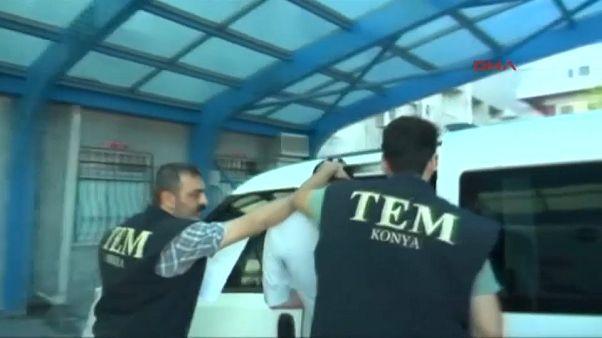 Cinq présumés djihadistes abattus en Turquie