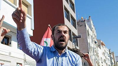 Anger over leaked video of jailed protest leader in Morocco