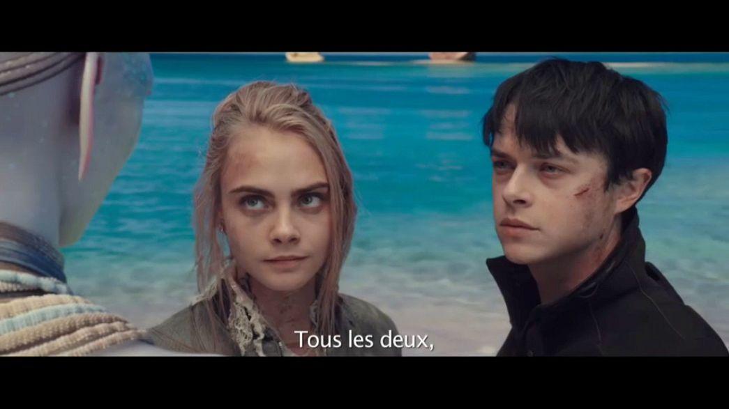 """""""Valerian y la ciudad de los mil planetas"""", la nueva cinta de ciencia ficción de Luc Besson"""