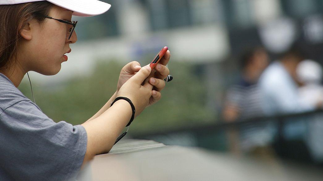 Livestream közvetítésből gazdagodnak meg a kínai fiatalok