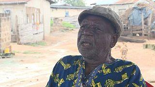 Un Ghanéen qui a 100 enfants, en veut plus