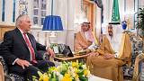بحران خلیج فارس؛ تیلرسون وارد جده شد