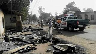 17 killed in suicide bombing in northeast Nigeria's Maiduguri