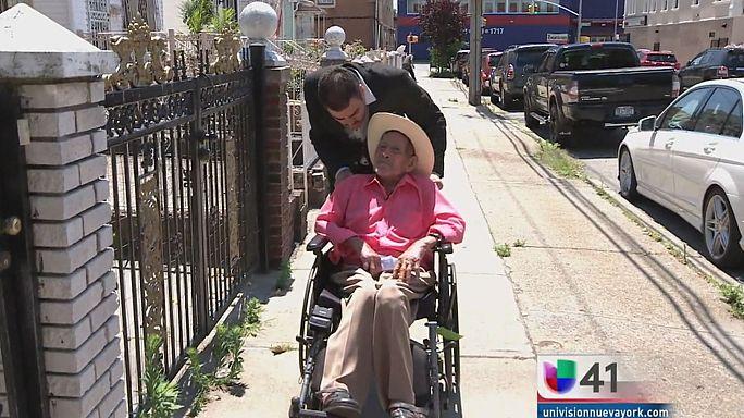 خوان بابلو فيلالوبوس هو اكبر الرجال سناً عمره 116 عاماً ولديه 39 ولدا