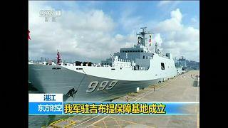 Пекин: база в Джибути - вклад в защиту мира