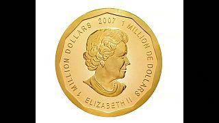 Más cerca de los ladrones de la moneda de oro más grande del mundo
