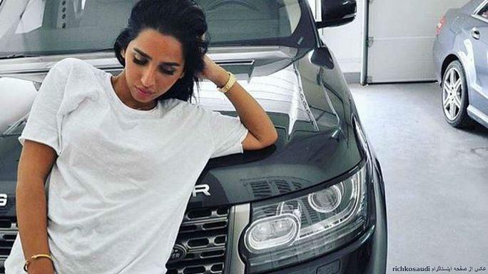 السيارات والحيوانات الاليفة مضمار لتنافس اثرياء الخليج عبر انستغرام