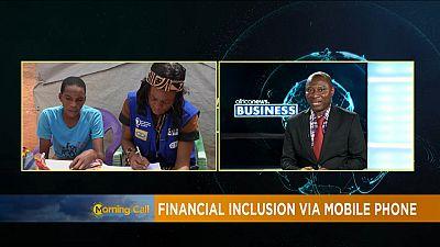 L'inclusion financière par la téléphonie mobile