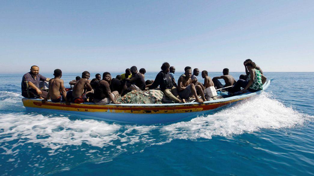 İtalya Frontex'ten yardım istiyor