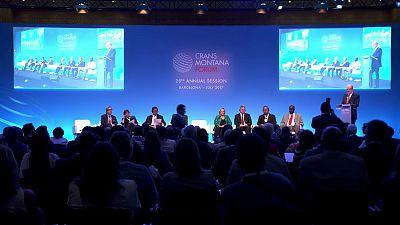 La Route de la Soie chinoise au Forum de Crans Montana à Barcelone
