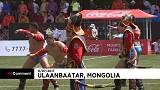 مهرجان نادام المشرق في منغوليا