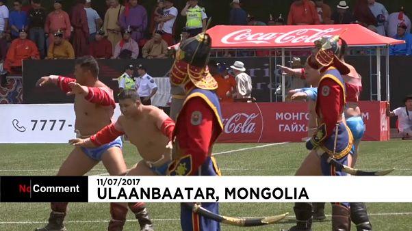Το ετήσιο φεστιβάλ της Μογγολίας
