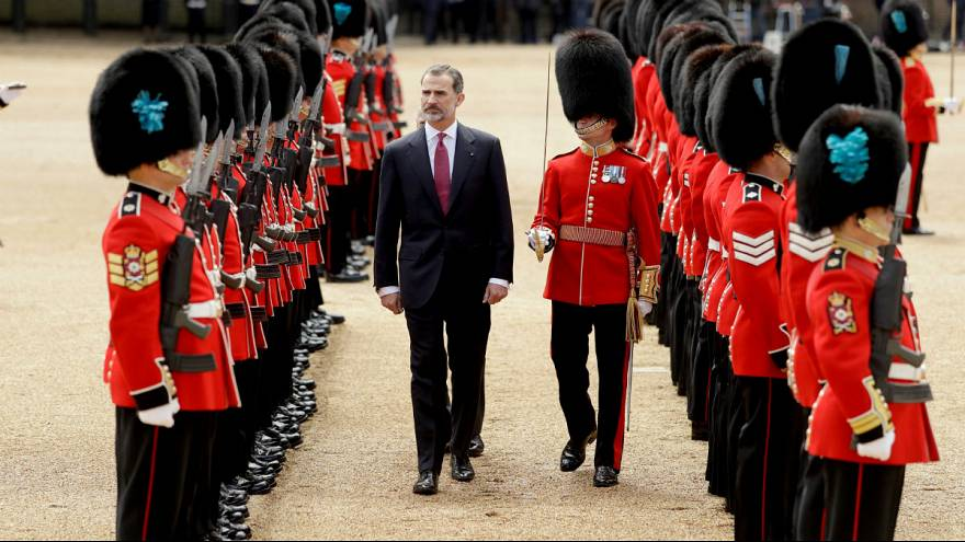 Spain and UK can come to a deal over Gibraltar, says King Felipe