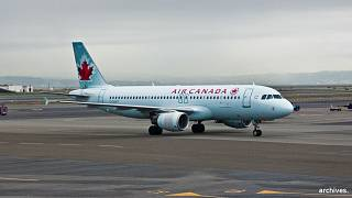 Un avion d'Air Canada frôle la catastrophe à San Francisco