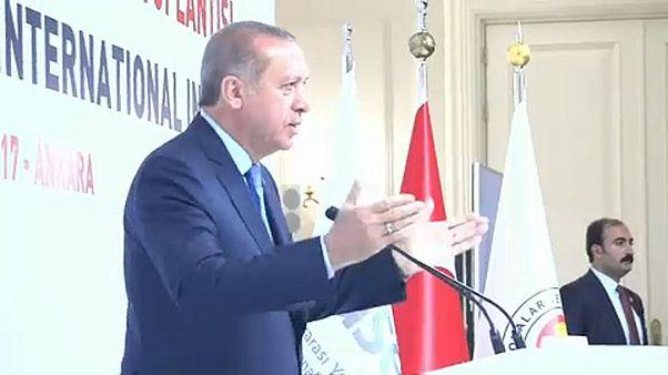 Erdoğan: 'Olağanüstü hal kalkabilir'