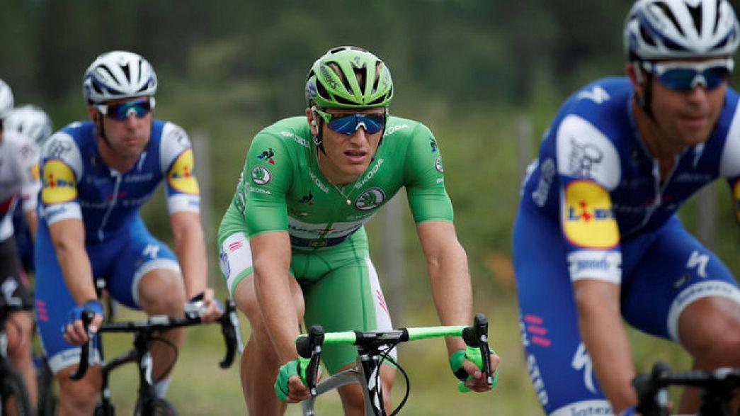 Киттель выигрывает свой пятый этап «Тур де Франс-2017»
