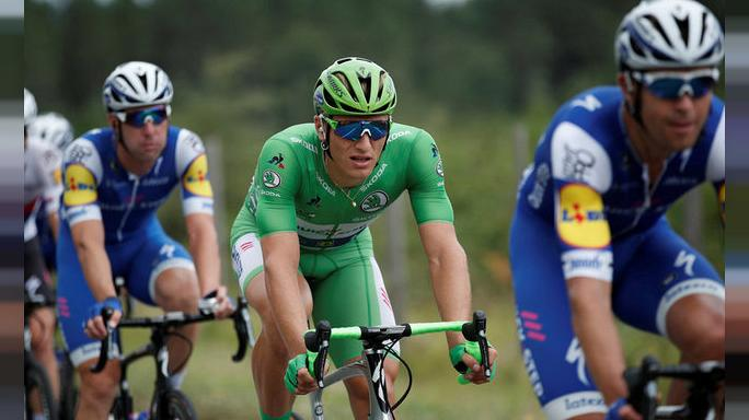 Tour de France: Fanstastic five for Marcel Kittel