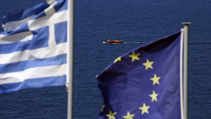 """""""Breves de Bruxelas"""": défice da Grécia e novo plano da Frontex"""