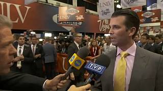 Donald Trump Jr. se reafirma