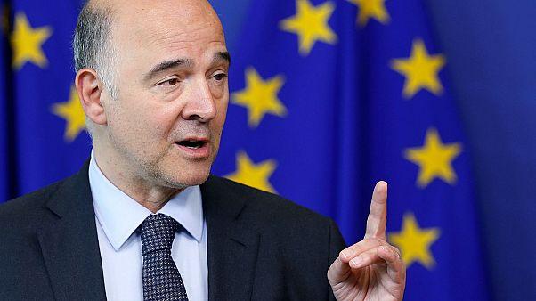 Μοσκοβισί: «Η Ελλάδα γίνεται όλο και πιο αξιόπιστη»