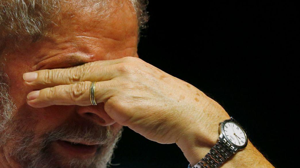 Brasil: Lula condenado en primera instancia a 9 años y medio de prisión por corrupción