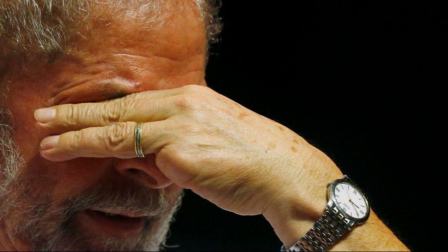 السجن 9 سنوات ونصف للرئيس البرازيلي السابق لولا دا سيلفا بتهم فساد وغسل الاموال