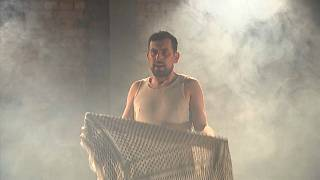'The shooting, the fighting, the bombs was just fun': Palestinian trades terrorism for theatre