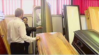 Le très rentable business du funéraire en Afrique du sud